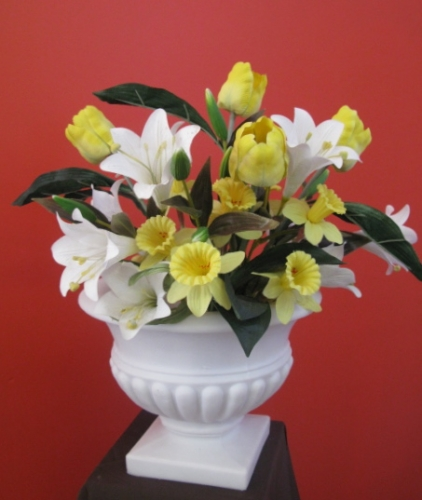 Small Flower Urn