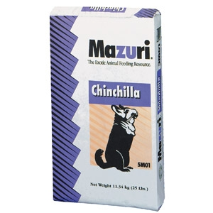 Mazuri® Chinchilla Diet