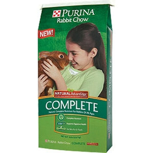 Purina® Rabbit Chow™ Complete Natural AdvantEdge™