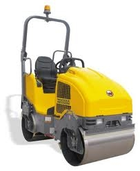 Compactor, Ride-On Roller