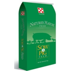 Nature's Match™ Sow and Pig Complete Feed