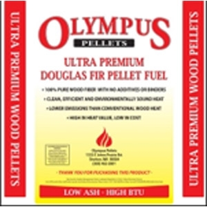 Pacific Coast Fiber - Olympus Burn Pellets