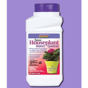 Houseplant Insect Control