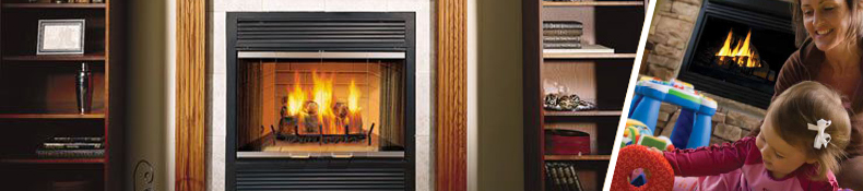 Cozy Fireplace Main Banner Image