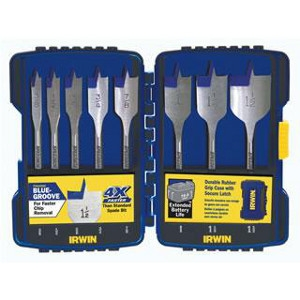 Irwin 341008 8-Piece Spadebit Set
