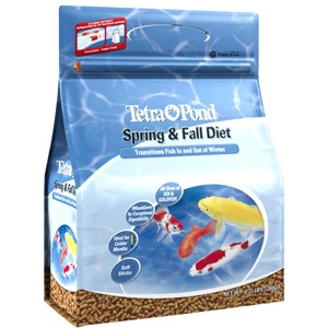 Tetra® Pond Spring and Fall Fish Diet