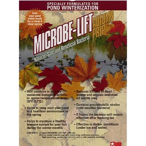 MICROBE-LIFT Autumn / Winter Prep