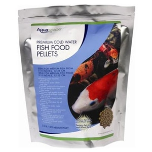 Aquascape Premium Cold Water Fish Food Pellets