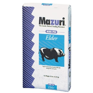 Mazuri Mini Pig Elder Diet