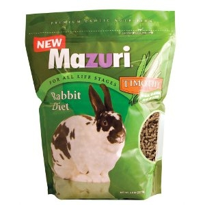 Mazuri Rabbit Diet with Timothy Hay