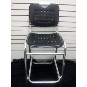 Bar Chair in Black