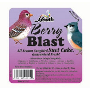 Heath Berry Blast Suet