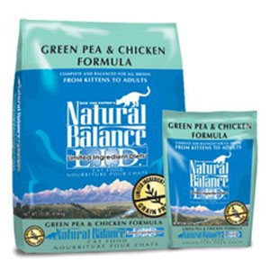 L.I.D. Limited Ingredient Diets Green Pea & Chicken Dry Cat Formula