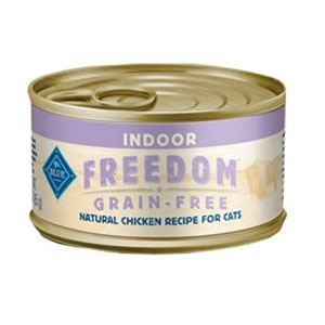 BLUE Freedom Grain-Free Chicken Recipe for Indoor Cats