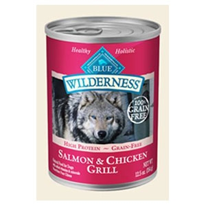 Wilderness™ Salmon & Chicken Grill for Adult Dogs
