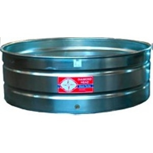 Burly Corporation - Diamond Head 6ft. Round Water Trough