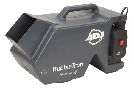 BUBBLE MACHINE (INCLUDES 1 QT OF BUBBLE JUICE PER RENTAL)