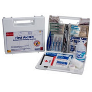 First Aid Only, Bulk First Aid Kit - 25 Person Plastic Case