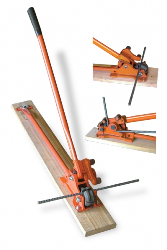 Rebar Bender / Cutter - Manual