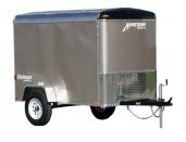 enclosed trailer 5' x 10'