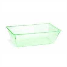 Acrylic beverage or ice tubs