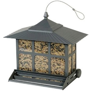 Perky-Pet® Squirrel-Be-Gone® Wild Bird Feeder II