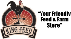 King Feed Inc.  Logo