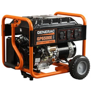 Generac GP Series 6500 Watt