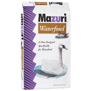 Mazuri Waterfowl Maintenance