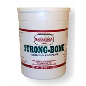 Saratoga Strong-Bone Equine Supplement