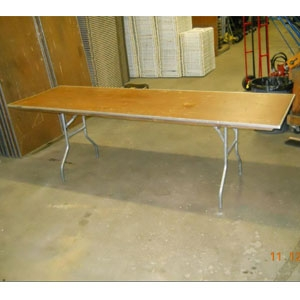 8' Table