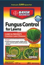 Fungus Control for Lawns II
