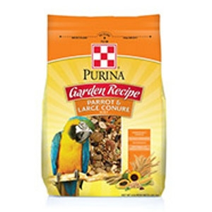 Purina® Garden Recipe® Parrot & Large Conure Diet