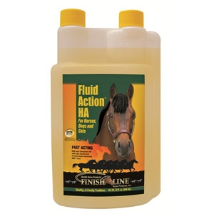 Fluid Action® HA Joint Health for Horses, Dogs and Cats