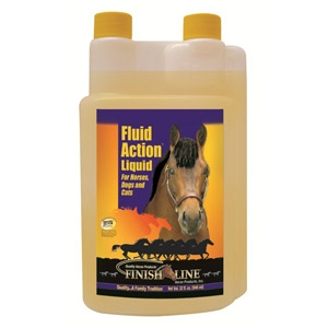 Fluid Action® for Horses, Dogs & Cats