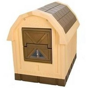 Dog Palace Insulated Dog House