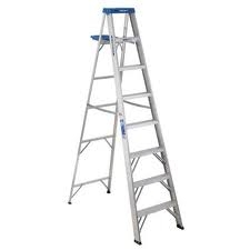 Ladder, Step - Alum. 8'