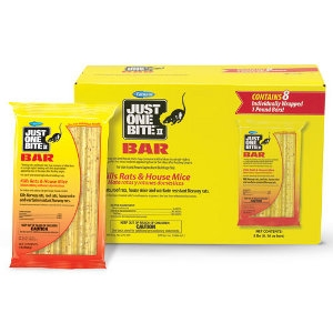 Just One Bite Bars Rat and Mouse Bait