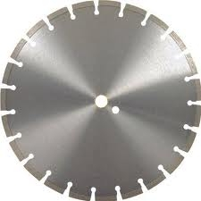 diamond blade, 14 in diameter, concrete dutting