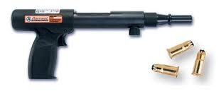 Stud Gun, Power Actuated, .22 caliber single shot