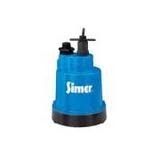 sump pump, 1 inch, no hose