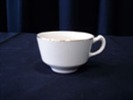 Coffee cup, ivory