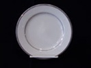 Plate, salad in ivory