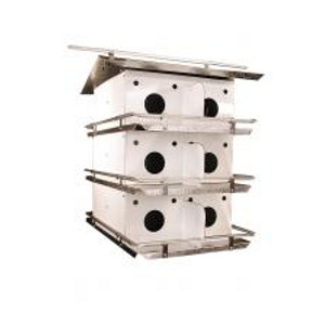Coates Original Purple Martin Birdhouse