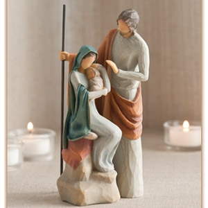 Willow Tree ''The Holy Family''