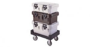Cambro Front Loading Carriers- Holds up to 5 pans