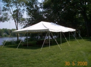 20'x30' Canopy Tent