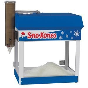 Gold Medal Sno-Kone Machine