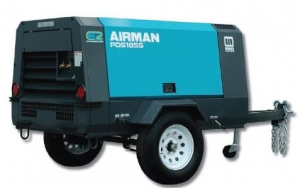 185cfm Air Compressor