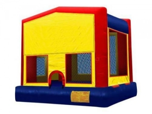 Inflatable Mini Bounce-House 8'x8'